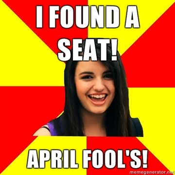 funny april fools pranks. April Fool#39;s Day: the day when